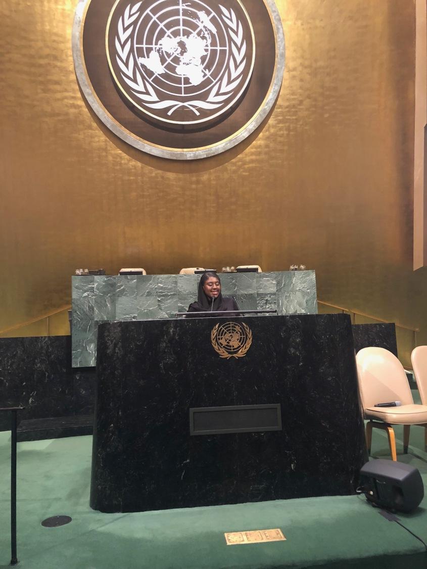UN Podium Aichaa.jpg